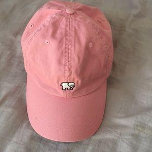 light pink ivory ella hat